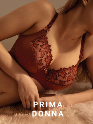 Deauville Prima Donna Cinnamon